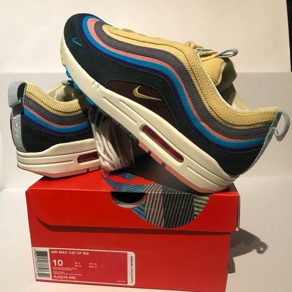 Nike Air Max 1 97 Anillos De Tamaño